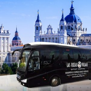 las rozas village shopping express madrid