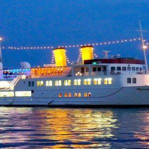 hiroshima bay dinner cruise