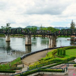 Bridge on the river Kwai Day tour from Bangkok