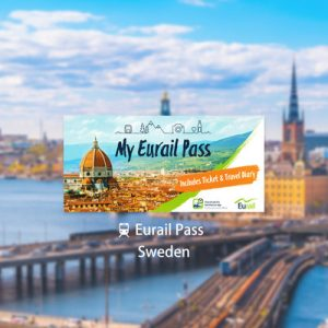 Eurail Pass for Sweden (3, 4, 5, 6 or 8 Days)