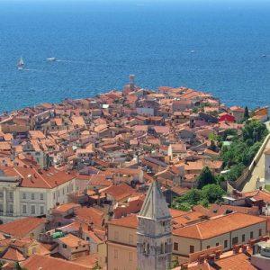slovenian coast