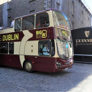 big bus tours dublin ireland