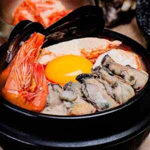 SBCD Korean Tofu House at Millenia Walk