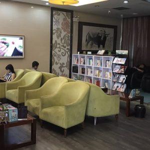 shenzhen north railway station lounge service