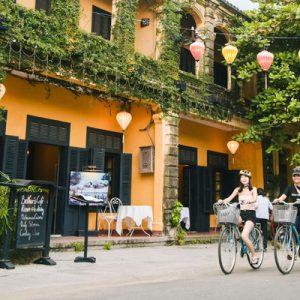 food tour on bike Hoi An