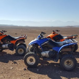 quad bike experience marrakech