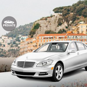 private nice côte d'azur airport transfers sedan