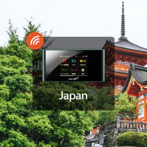 4g portable wifi for japan