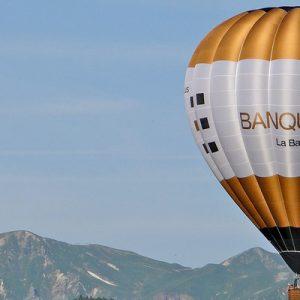 hot air balloon marrakech