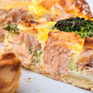 French Quiche Home Dining Experience in Paris