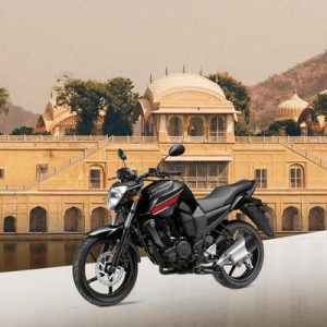 bike rental jaipur