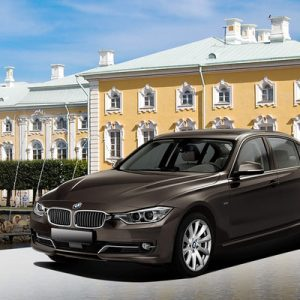 Saint Petersburg Private Car Charter