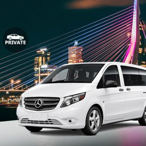white sedan for Private Amsterdam Schiphol Airport (AMS) Transfers for Rotterdam