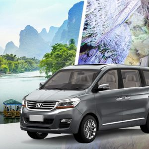 yangshuo town private transfer