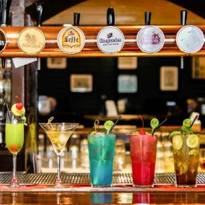 Mulligans Irish Bar in Khaosan Road