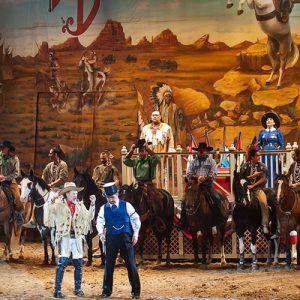 Buffalo Bill's Wild West Dinner Show