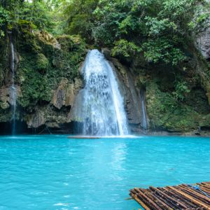 Kawasan waterfalls day tour