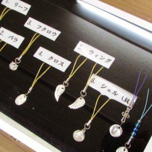 silver metal clay pendants