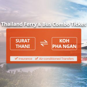 highspeed ferry in thailand