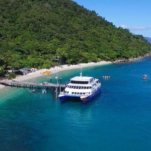 Fitzroy Island Moore Reef Great Barrier Reef tours