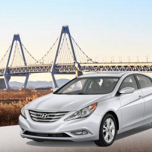 private car charter for yeongjongdo