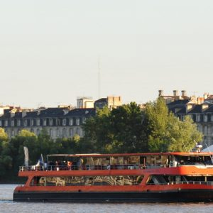 Garonne River Lunch Cruise in Bordeaux