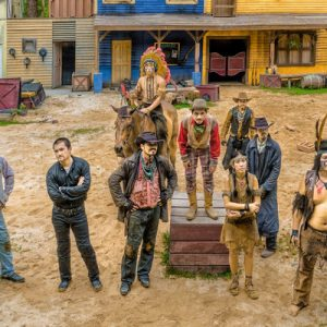 A'Famosa Old West Cowboy Town