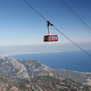 olympos cable car