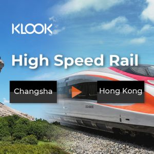 china high speed rail changsha to west kowloon