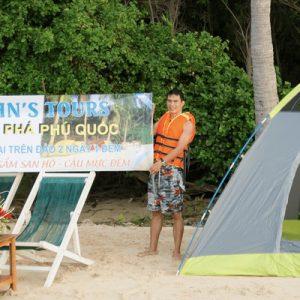 phu quoc camping tour
