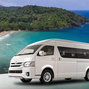 Nagtabon Beach or Talaudyong Beach Private Car Charter for Puerto Princesa