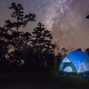 3D2N Kinabalu Camping Under The Stars Experience