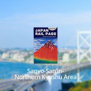 sanyo sanin northern kyushu rail jr pass 7 days