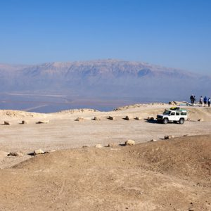 Jerusalem Hills Private Jeep Tour