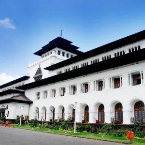 bandung city tour indonesia