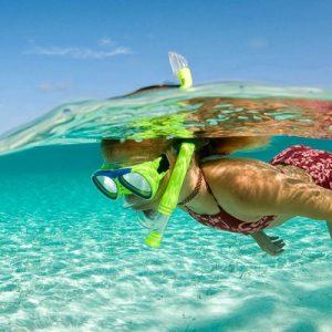 snorkeling havelock island
