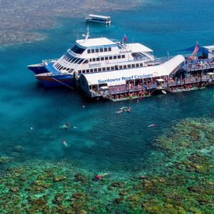 Full Day Great Barrier Reef Cruise