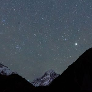 big sky stargazing in mount cook, stargazing in mount cook, stargazing in new zealand