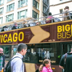 chicago big bus hop on hop off tour