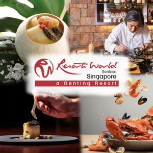 Resorts World Sentosa Celebrity Restaurants