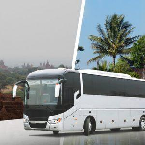 VIP Bus Ticket (One Way) between Inle Lake and Bagan