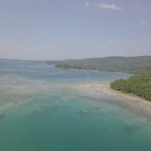 samal island beach view
