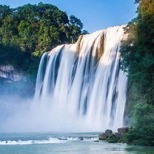 huangguoshu waterfall guizhou
