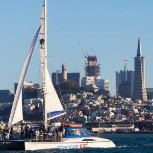 san francisco sailing experience