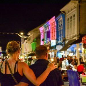 Night Life Old Town Phuket