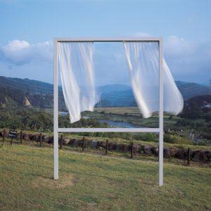 lots of lost window by akiko utsumi 2006