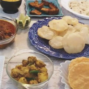 bengali cooking experience