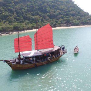 ratee petra cruise thailand, monkey island tour thailand