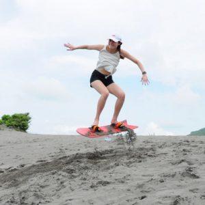 sandboarding in indonesia
