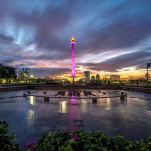 jakarta landmarks tour indonesia monas